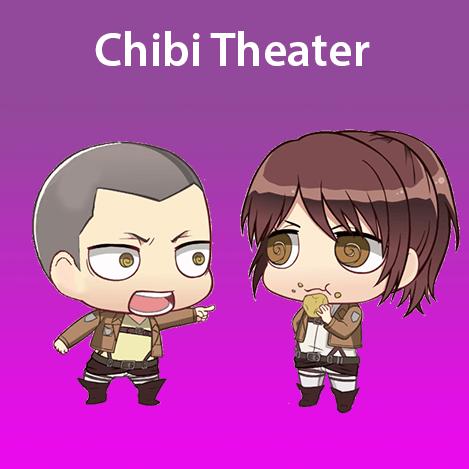 Ver Attack on Titan Chibi Theater