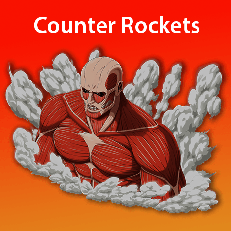 Ver Attack on Titan Counter Rockets