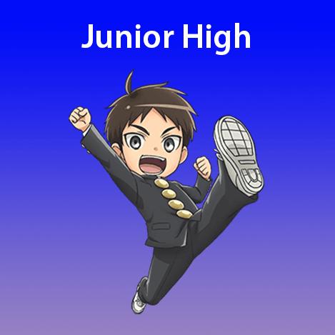Ver Attack on Titan Junior High