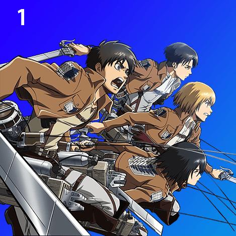 Attack On Titan Online Anime Ovas Películas Y Más