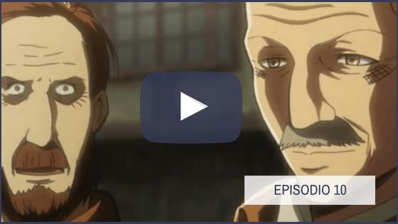 Shingeki no Kyojin Temporada 1 Capitulo 10
