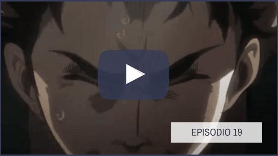 Shingeki no Kyojin Temporada 1 Capitulo 19