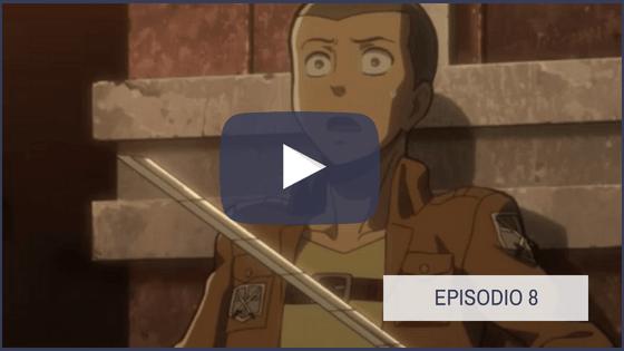 Shingeki no Kyojin Temporada 1 Capitulo 8
