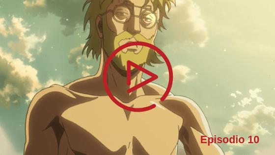Shingeki no Kyojin Temporada 3 Capitulo 10