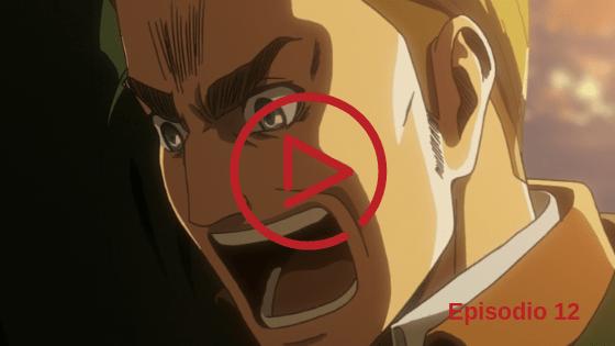 Shingeki no Kyojin Temporada 3 Capitulo 12