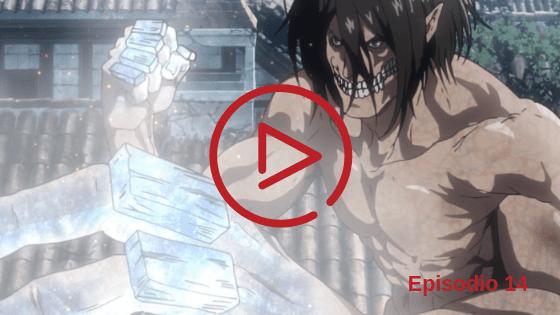 Shingeki no Kyojin Temporada 3 Capitulo 14