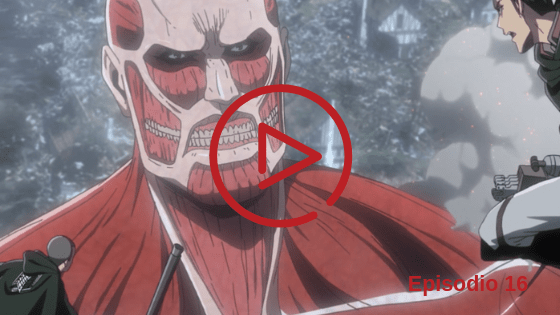 Shingeki no Kyojin Temporada 3 Capitulo 16
