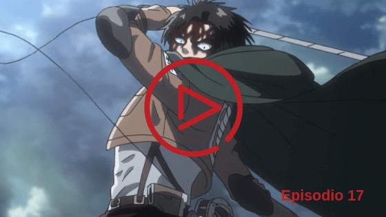Shingeki no Kyojin Temporada 3 Capitulo 17