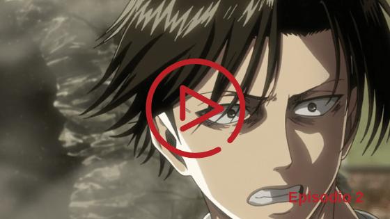 Shingeki no Kyojin Temporada 3 Capitulo 2
