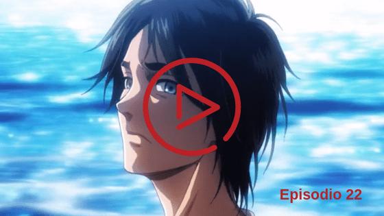 Shingeki no Kyojin Temporada 3 Capitulo 22