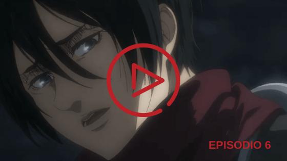 Shingeki no Kyojin The Final Season Capitulo 6