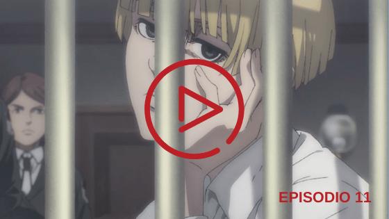 Shingeki no Kyojin The Final Season Capitulo 11
