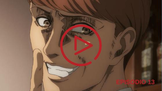 Shingeki no Kyojin The Final Season Capitulo 13